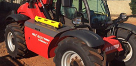 telehandlers manitou for sale